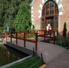 Twinson. г. Москва. Ботанический сад МГУ 11